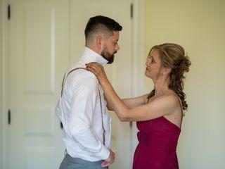O casamento de Grécia e Tiado 3