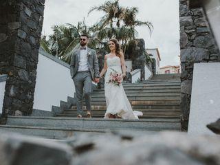 O casamento de Grécia e Tiado