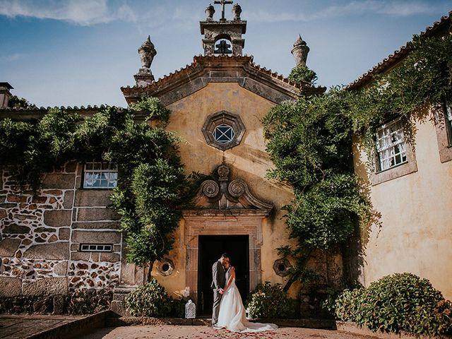 O casamento de Iolanda e Miguel