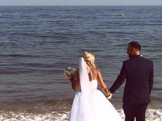 O casamento de Sandra e Jorge 1