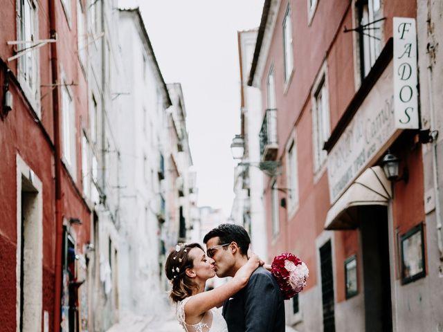 O casamento de João e Alida em Lisboa, Lisboa (Concelho) 1