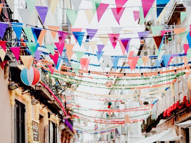 O casamento de João e Alida em Lisboa, Lisboa (Concelho) 5