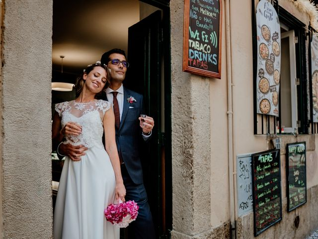 O casamento de João e Alida em Lisboa, Lisboa (Concelho) 8