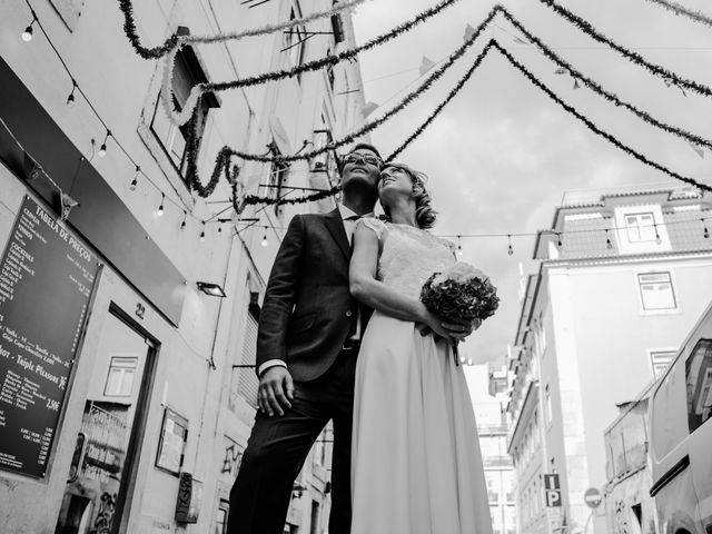 O casamento de João e Alida em Lisboa, Lisboa (Concelho) 9