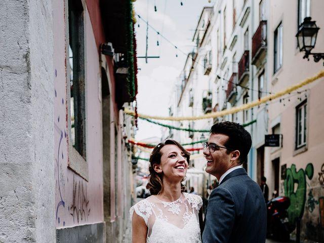 O casamento de João e Alida em Lisboa, Lisboa (Concelho) 13