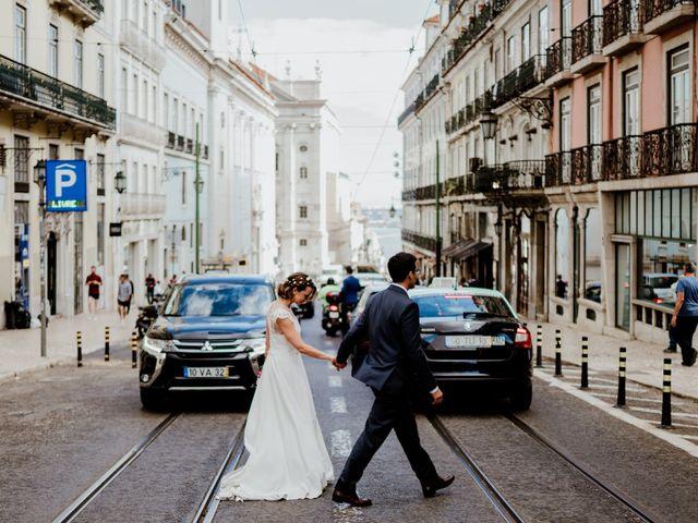 O casamento de João e Alida em Lisboa, Lisboa (Concelho) 14