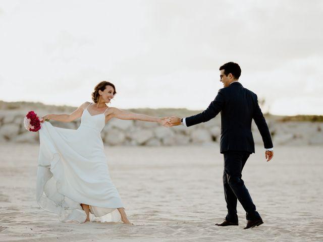 O casamento de Alida e João