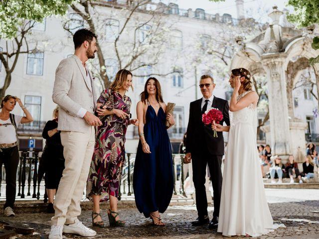 O casamento de João e Alida em Lisboa, Lisboa (Concelho) 71