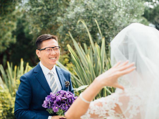 O casamento de Norman e Marina em Porches, Lagoa 12