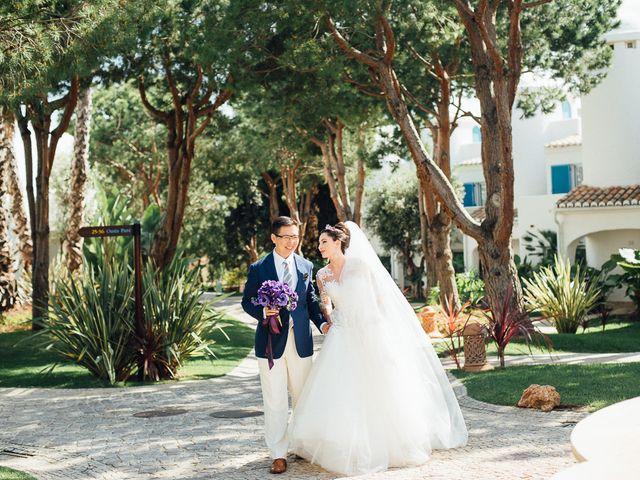 O casamento de Norman e Marina em Porches, Lagoa 13