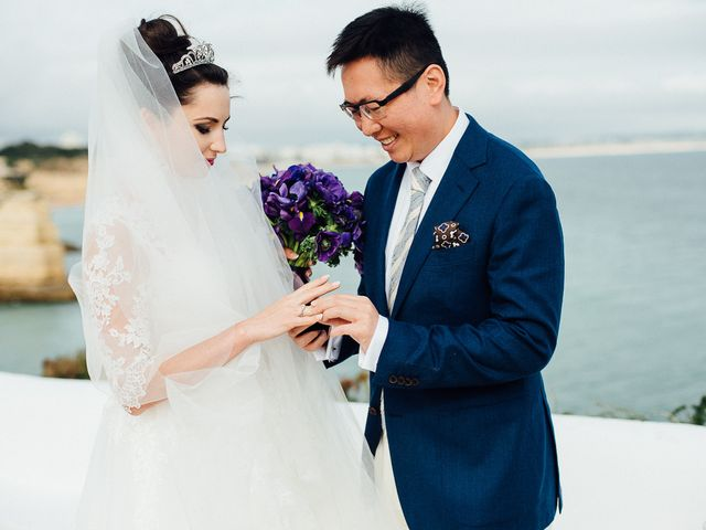 O casamento de Norman e Marina em Porches, Lagoa 19