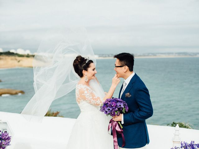 O casamento de Norman e Marina em Porches, Lagoa 21