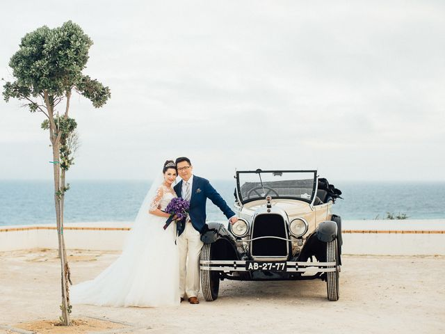 O casamento de Norman e Marina em Porches, Lagoa 25