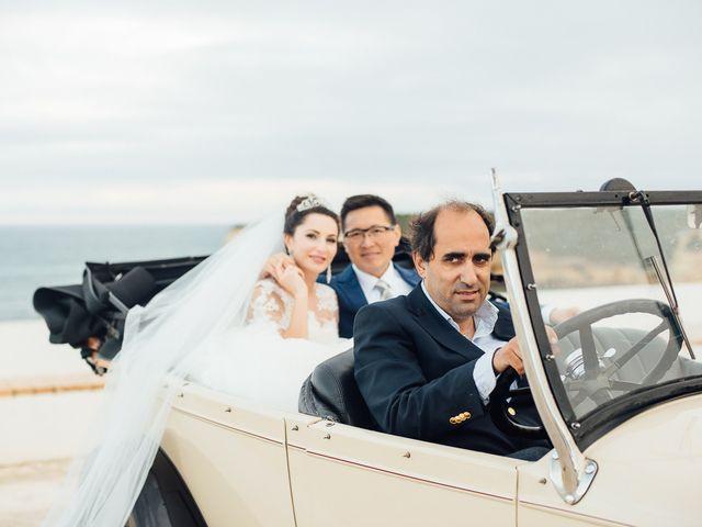 O casamento de Norman e Marina em Porches, Lagoa 28