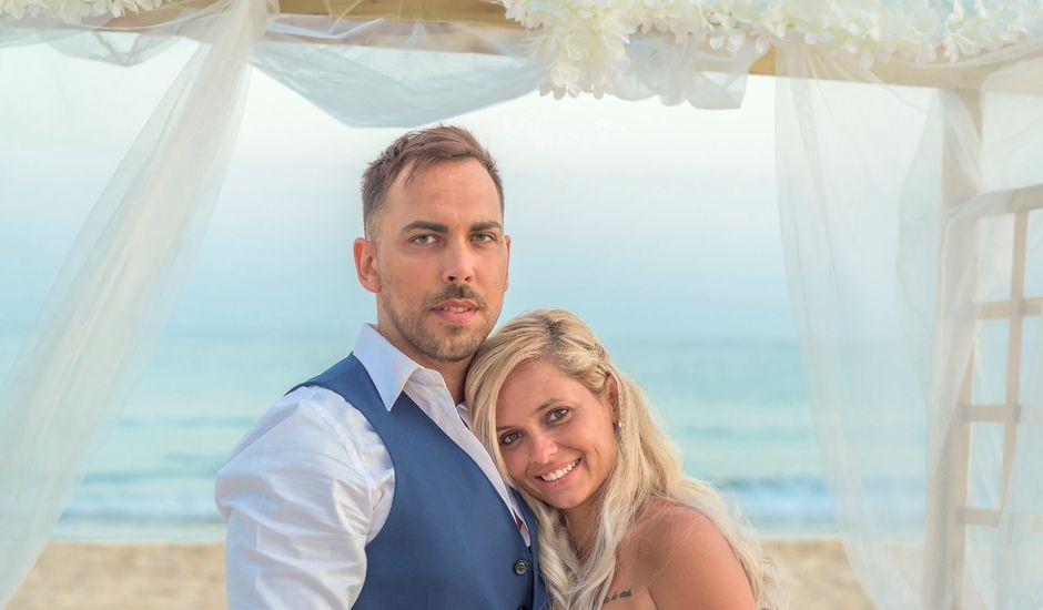 O casamento de Jorge e Sandra em Cabanas, Tavira