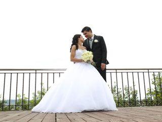 O casamento de Tânia e Hélder