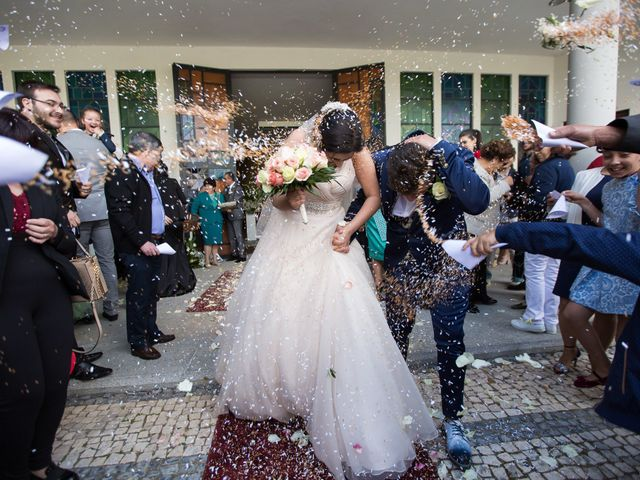 O casamento de Rui e Madalena em Guimarães, Guimarães 48