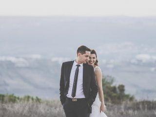 O casamento de Marta e Márcio