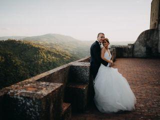 O casamento de Joana e André