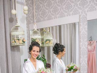 O casamento de Pamella e Osmarino 1
