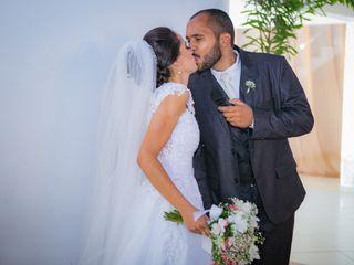 O casamento de Pamella e Osmarino