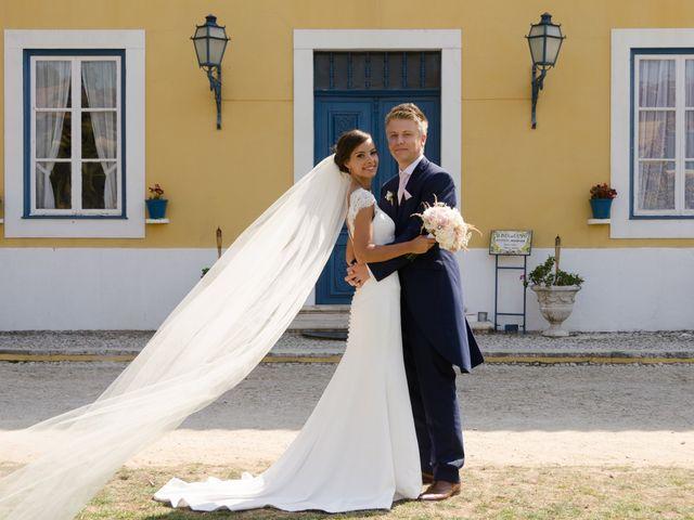 O casamento de David e Nicole em Alcobaça, Alcobaça 35