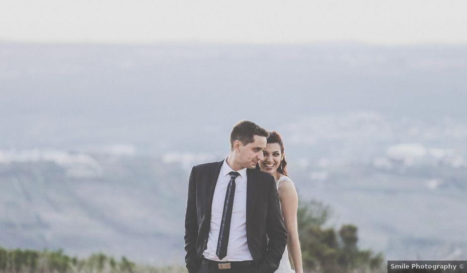 O casamento de Márcio e Marta em Monte Real, Leiria (Concelho)