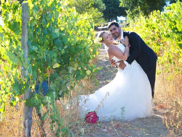 O casamento de Bruna e Joel