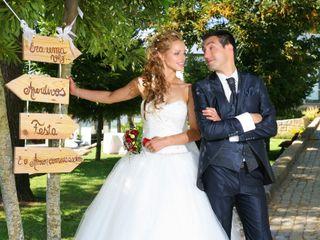 O casamento de Tania e Pedro