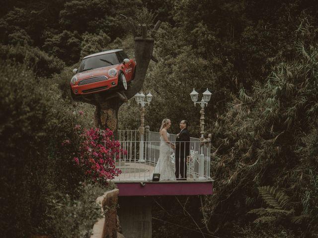 O casamento de Gonçalo e Vanessa em Faial, Madeira 8