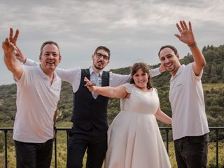 O casamento de Carolina  e Marco