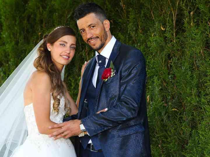 O casamento de Patrícia e Leandro