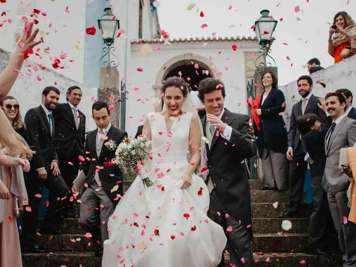 O casamento de Carolina e Bernardo
