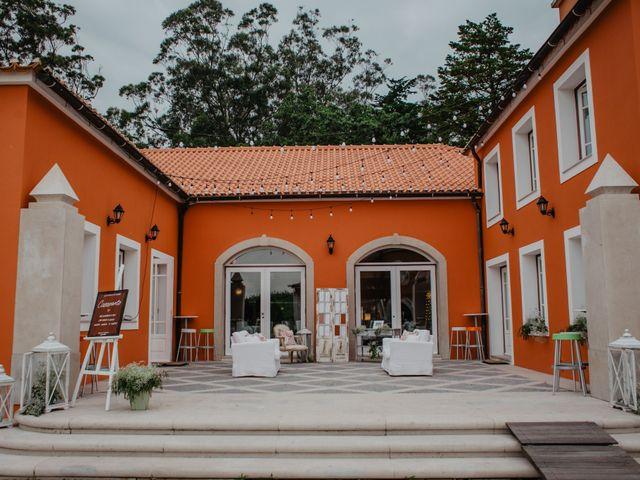 O casamento de Bernardo e Carolina em Vila Verde dos Francos, Alenquer 12