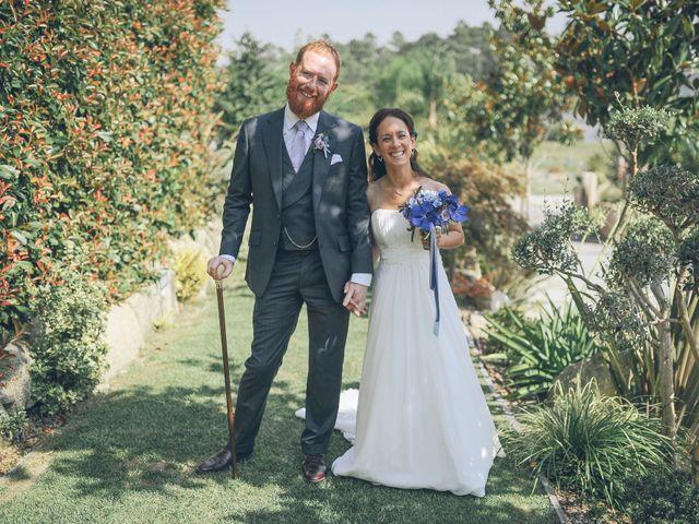O casamento de Cacilda e Bryan