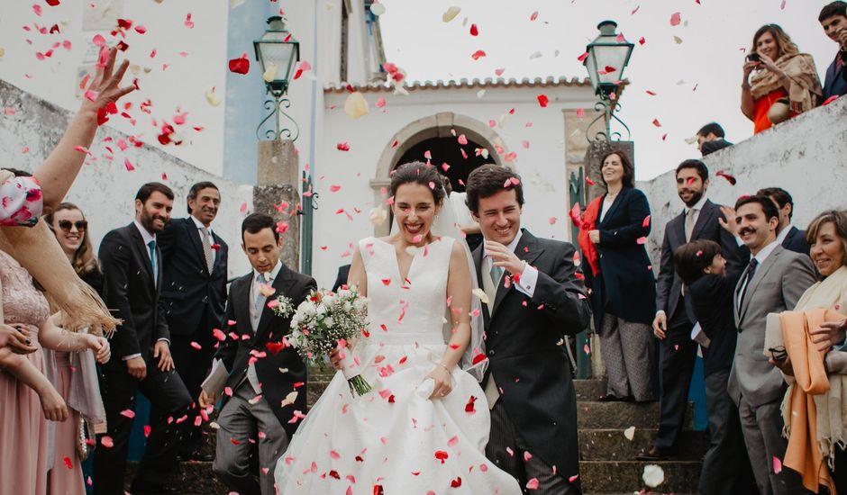 O casamento de Bernardo e Carolina em Vila Verde dos Francos, Alenquer