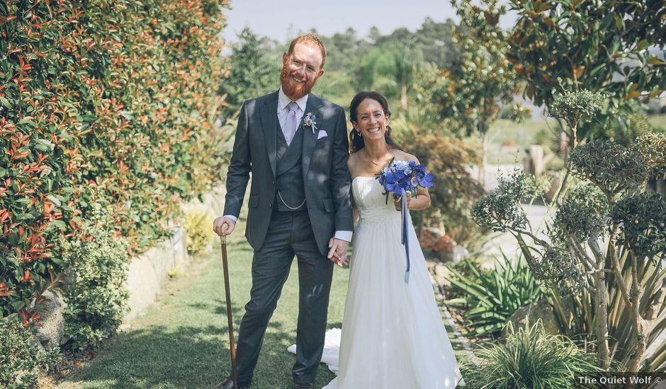 O casamento de Bryan e Cacilda em Lousada, Lousada