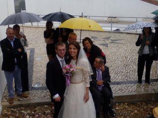O casamento de Paula e Flávio