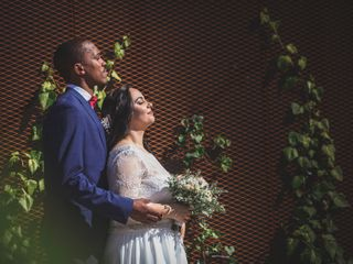 O casamento de Ana e Patrick 1