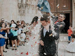 O casamento de Milene e Miguel