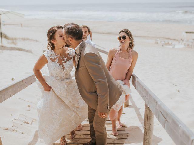 O casamento de Telma e Cedric em Quiaios, Figueira da Foz 39
