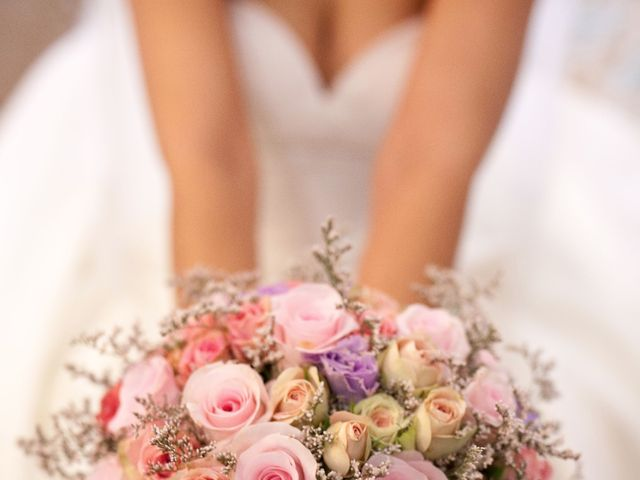 O casamento de Tiago e Rita em Merceana, Alenquer 3