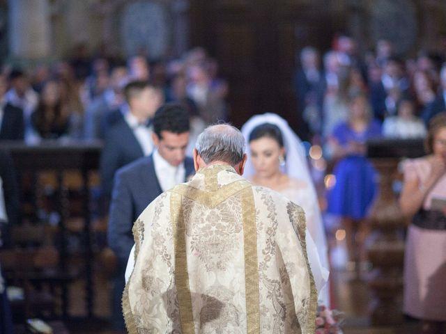 O casamento de Tiago e Rita em Merceana, Alenquer 2