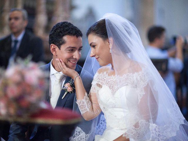 O casamento de Tiago e Rita em Merceana, Alenquer 5