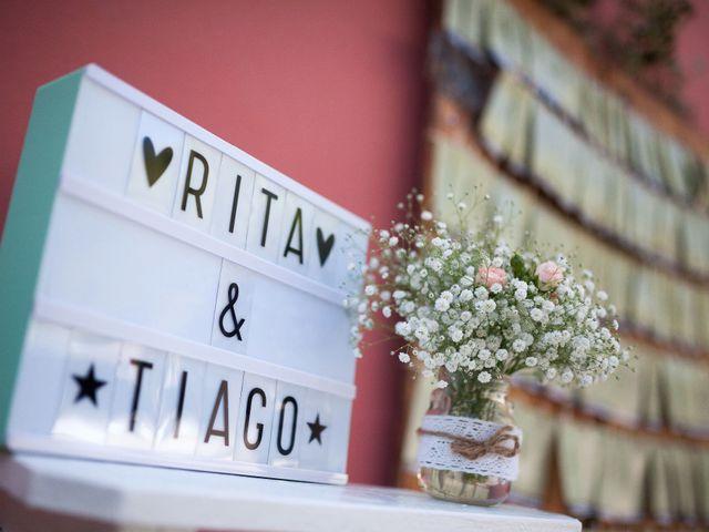 O casamento de Tiago e Rita em Merceana, Alenquer 13
