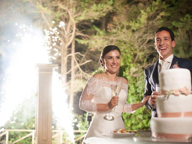 O casamento de Tiago e Rita em Merceana, Alenquer 24
