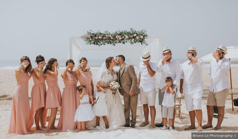 O casamento de Telma e Cedric em Quiaios, Figueira da Foz