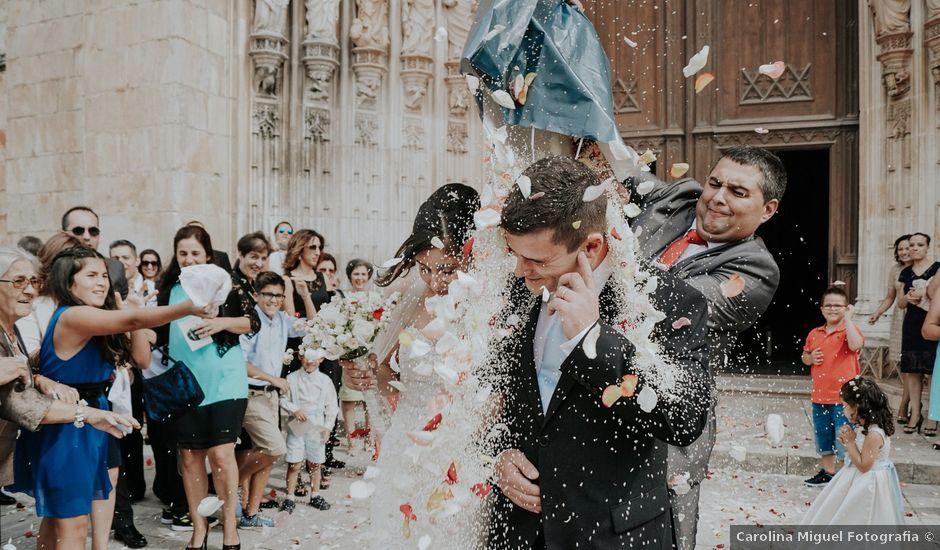 O casamento de Miguel e Milene em Leiria, Leiria (Concelho)