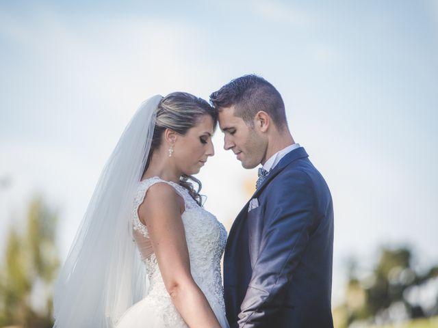 O casamento de André e Catarina em Leiria, Leiria (Concelho) 1