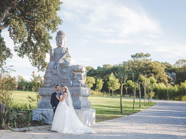 O casamento de André e Catarina em Leiria, Leiria (Concelho) 48